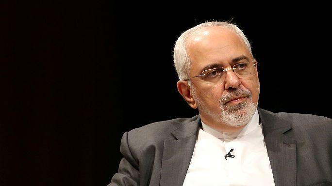 ظريف: إيران تملك خيار الانسحاب من الاتفاق النووي إذا انسحبت أمريكا