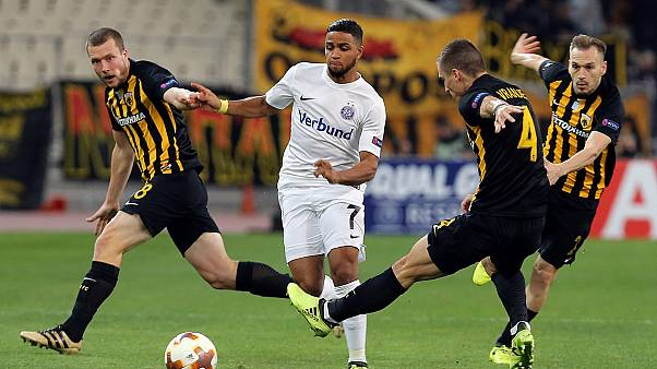 ΑΕΚ και Απόλλων Λεμεσού συνεχίζουν αήττητες στο Europa League