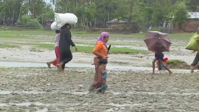 """UN chief Guterres says Rohingya crisis is """"human rights nightmare"""""""