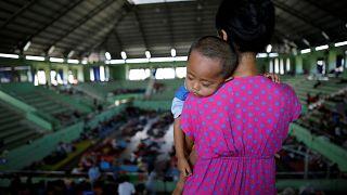 El volcán Agung hace temblar la turística Bali: 135.000 evacuados