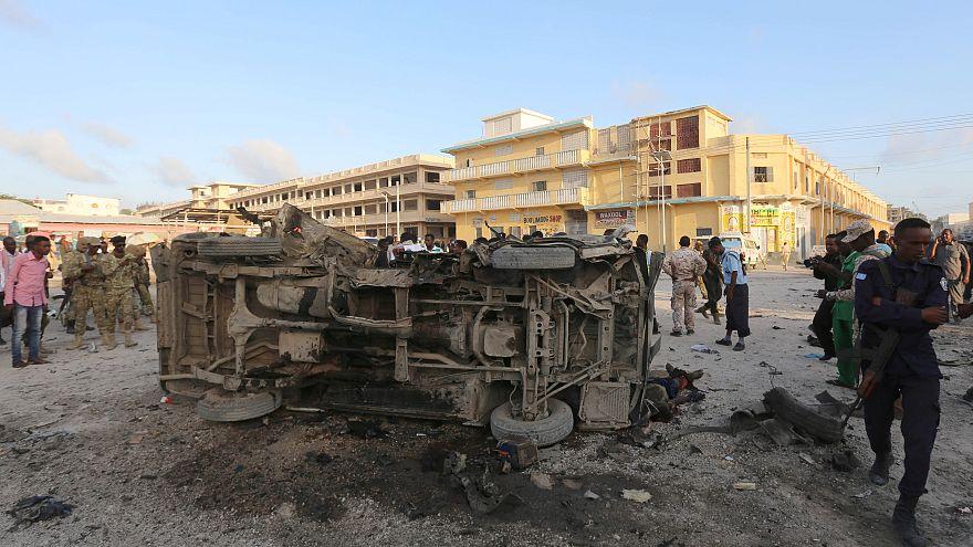 حركة الشباب تقتل 15 جنديا بهجوم على قاعدة عسكرية قرب مقاديشو