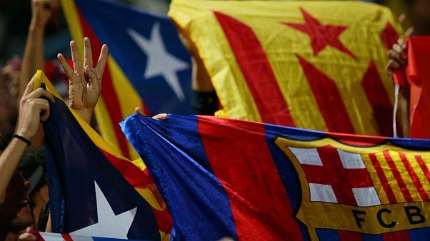 El F.C. Barcelona, en el centro del debate sobre el referéndum