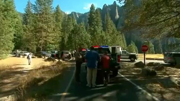 Rockfall kills Briton at Yosemite's El Capitan