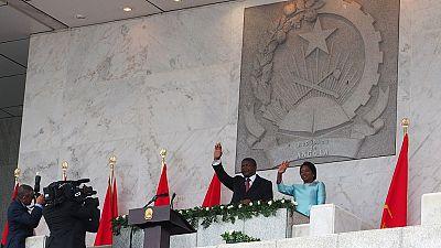 Angola : le nouveau président Lourenço nomme son premier gouvernement