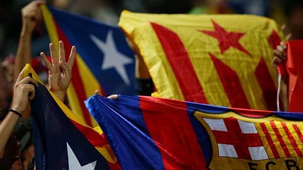 Le très catalan FC Barcelone en faveur du référendum