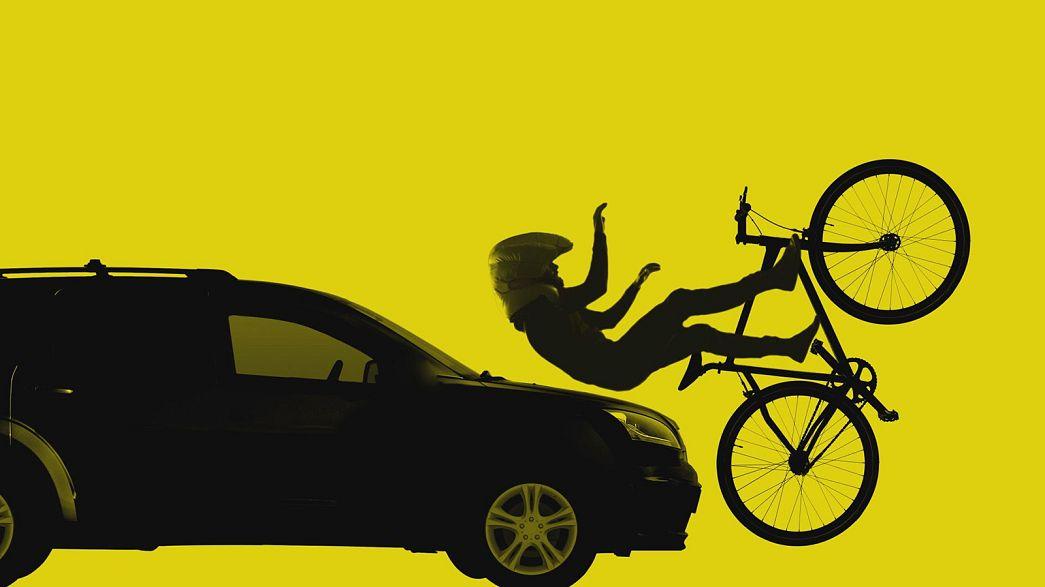 Un casco con airbag y la eficacia de las patentes