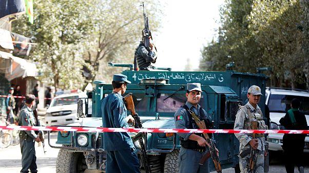 داعش مسئولیت انفجار در نزدیکی مسجد شیعیان کابل را بر عهده گرفت