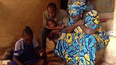 Nigeria's Boko Haram victims return to rebuild ruined homes