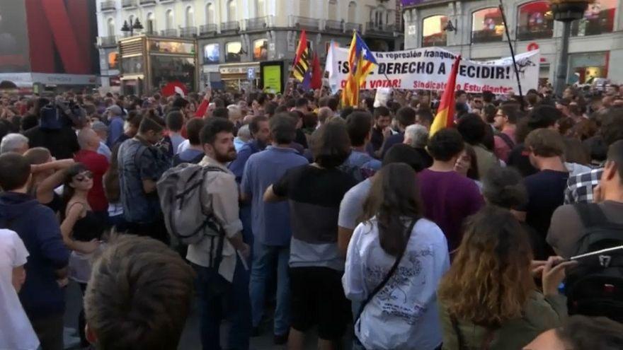 La idea de un referéndum en Cataluña comienza a calar en la izquierda española