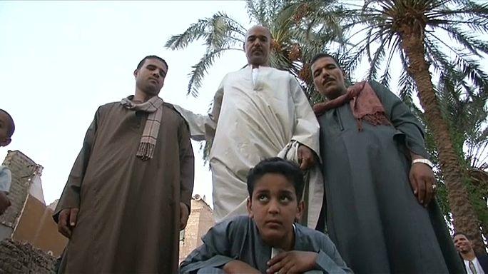 شاهد: طفل مصري ذو قوى خارقة!
