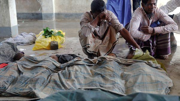 A rohingák tömegével küzdenek a segélyszervezetek munkatársai