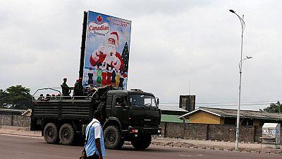 RDC : des militaires présumés tuent un policier lors d'un cambriolage
