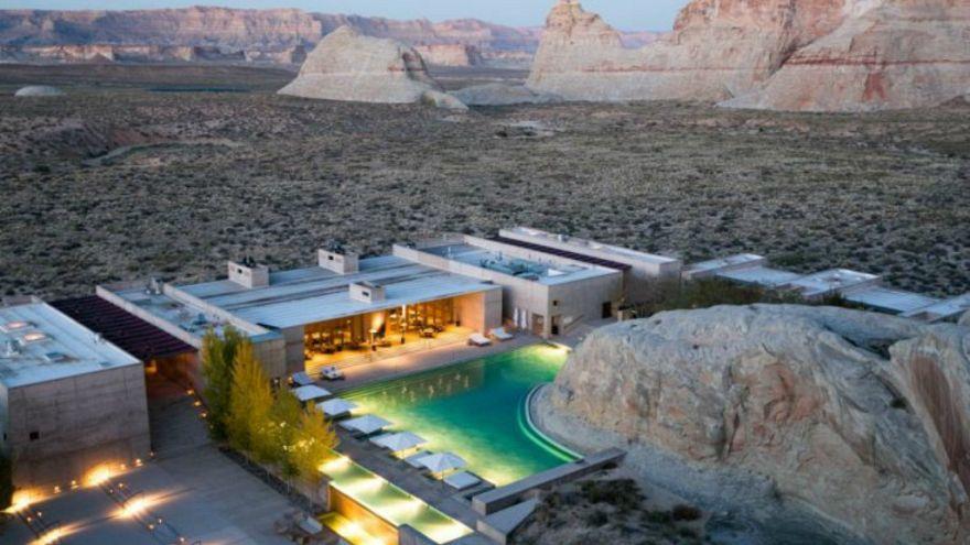 تجربة خيالية مدهشة في صحراء الربع الخالي