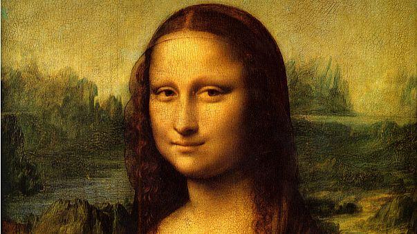 Aktképet találtak a Mona Lisa modelljéről