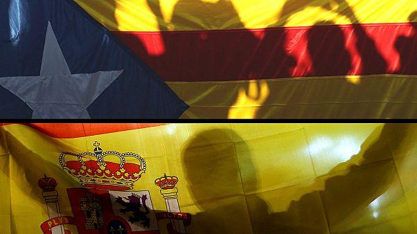 Seis gráficos sobre cómo Cataluña se compara con el conjunto de España