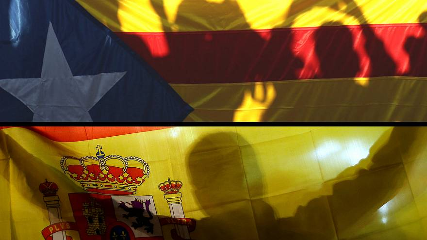 Six charts on how Catalonia compares to the whole of Spain