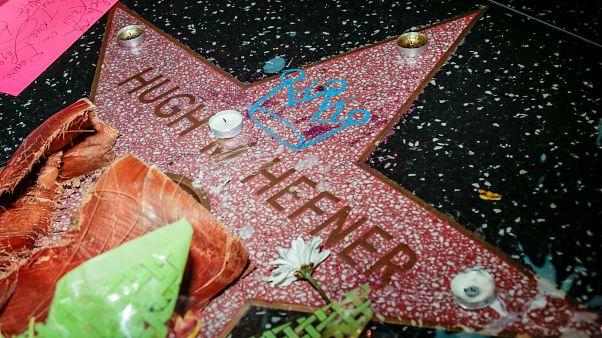 Homenagens em Los Angeles a Hugh Hefner
