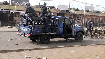 """Les rues de Lomé calmes, pour la journée """"Togo mort"""""""