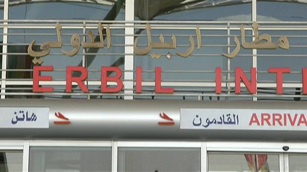 Bagdad suspende los vuelos internacionales en el Kurdistán