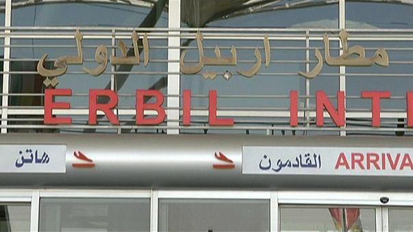 Blocus aérien au Kurdistan irakien