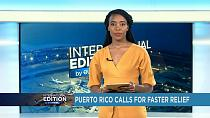 Puerto Rico calls for faster relief, Saudi women in the driver's seat [International Edition]