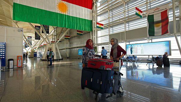 لغو پروازهای بین المللی به اقلیم کردستان به ضرر کیست؟