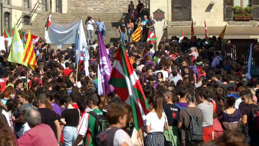 El País Vasco mira con atención lo que ocurre en Cataluña