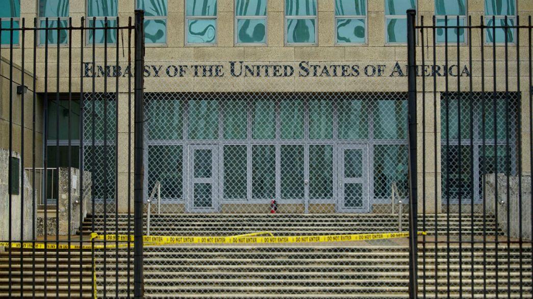 Washington sonne le rappel de ses diplomates à Cuba