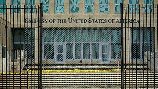 США отзывает дипломатов с Кубы
