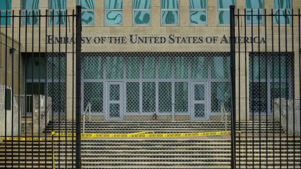 US diplomats ordered to leave embassy in Cuba over mystery illness