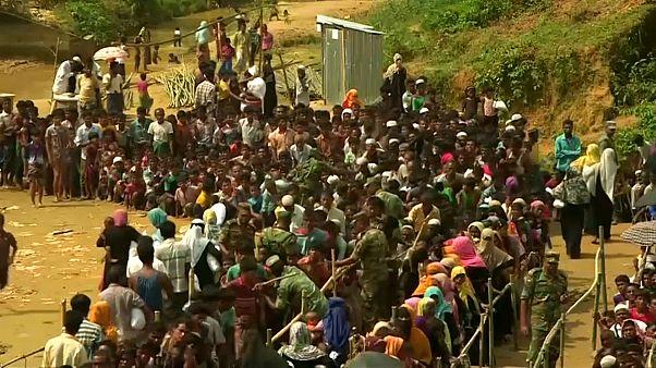 BMMYK: Arakanlı Müslümanlara yapılan yardım yetersiz