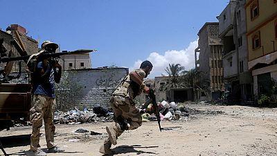 Libye: 26 morts dans les combats à Sabratha