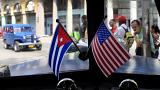 US cuts embassy staff in Cuba after mystery attacks