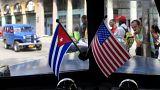 ABD Küba'daki diplomatlarını geri çağırdı
