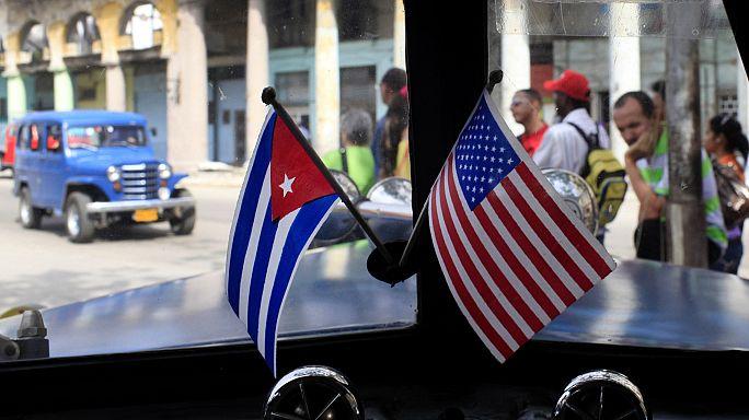 Les Etats-Unis retirent la moitié de leur personnel d'ambassade de Cuba