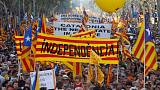 اسبانيا تضيق الخناق على حكومة كاتالونيا عشية استفتاء على استقلال الاقليم
