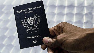 RDC : l'UE suspend l'émission de visa sur des passeports semi-biométriques congolais