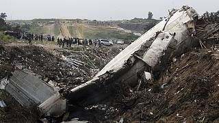 DRC military plane crashes in Kinshasa, deaths reported