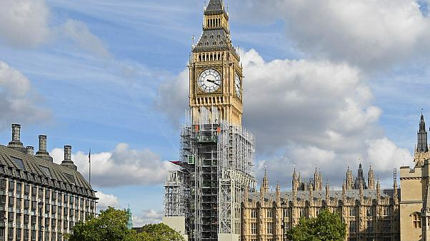 Big Ben's tower repair costs doubled to £61 million