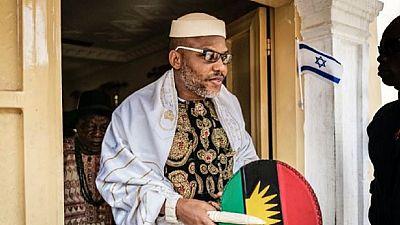 Biafra leader Nnamdi Kanu 'not in military custody' - Defence HQ