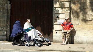 قانون منع البرقع والنقاب في النمسا يطبق بداية من الأحد