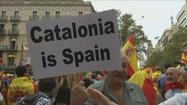 Διχασμένη η Καταλονία για το δημοψήφισμα