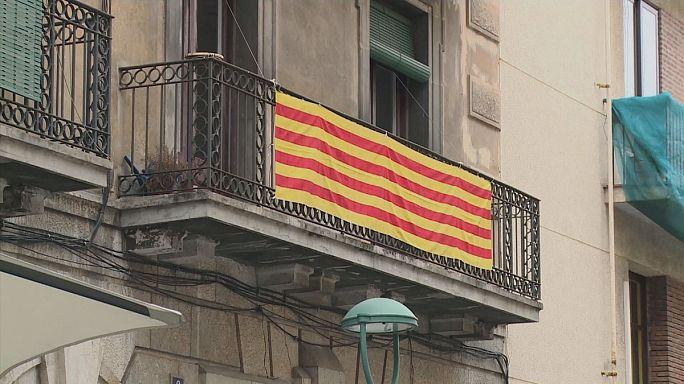 Каталонцы спорят о независимости