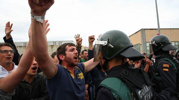 Референдум в Каталонии: как это было