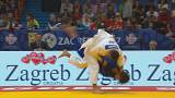 Judo, Grand Prix Zagabria: Antonio Esposito regala il secondo bronzo all'Italia