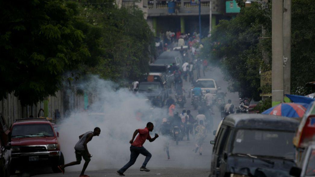 Oposição ameaça paralisar o Haiti