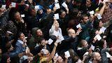 استفتاء اقليم كتالونيا: مئات الجرحى بسبب مشادات عنيفة بين الشرطة والناخبين