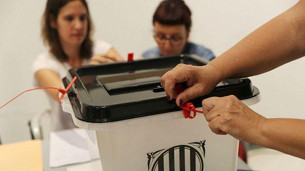 افزایش تنش با آغاز همه پرسی استقلال کاتالونیا