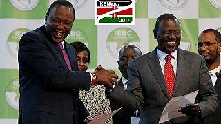 Kenya: President Kenyatta rejects call for power sharing