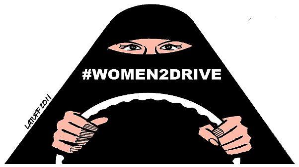حملات مثيرة لكبرى شركات السيارات لجذب السعوديات!!